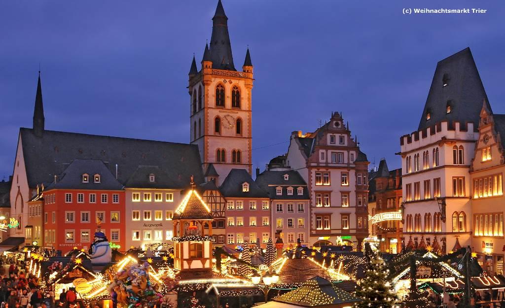 Mercadillos de Navidad de Trier