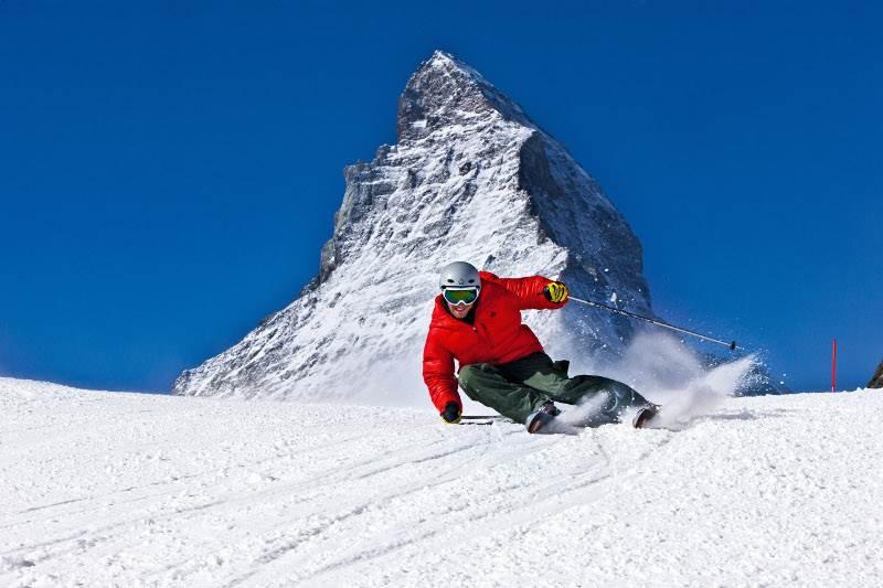 Esquiar en Zermatt