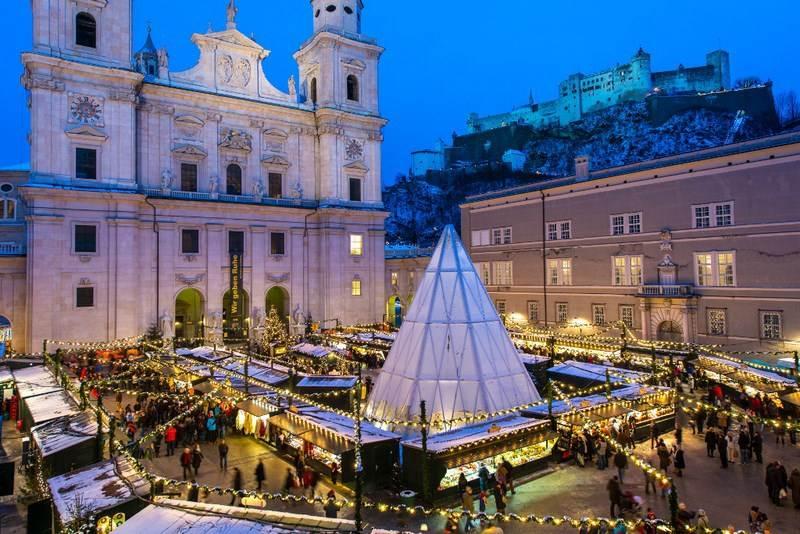 mercadillo navidad salzburgo