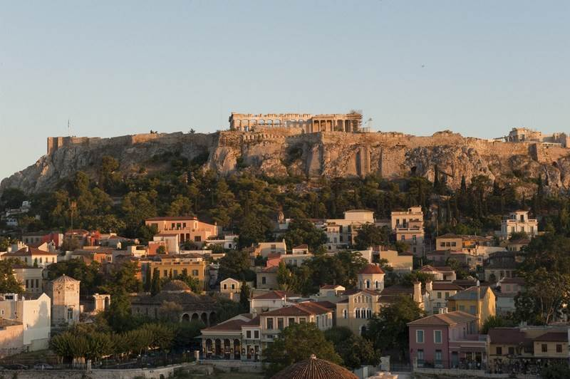 Atenas, gran ruta de la grecia clasica
