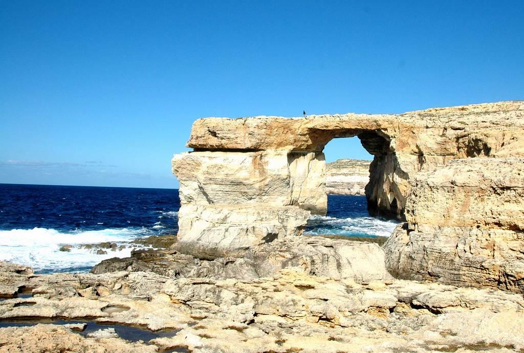 Gozo Ventana Azul 2