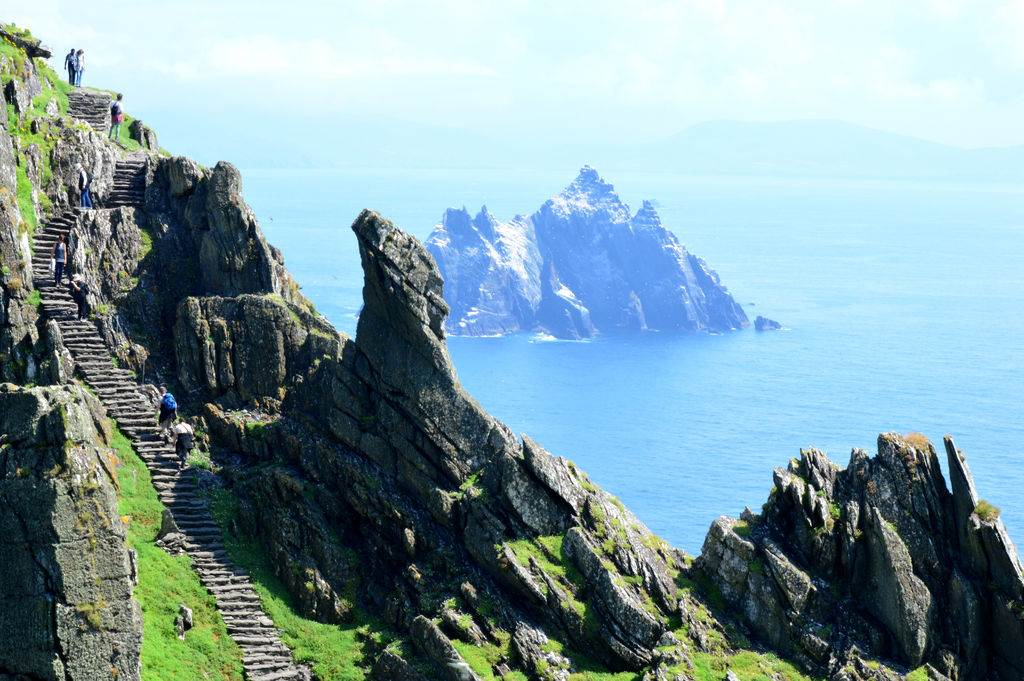 Skellig Islands, Co. Kerry_Tourism Ireland